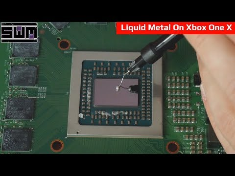 Download Liquid Metal For Ps4 Pro Is It Better Than Thermal Paste