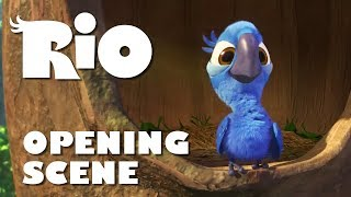 """RIO opening song """"Real in Rio"""" #1080p"""
