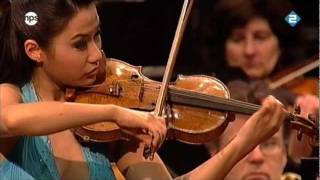 Sarah Chang plays Sibelius Violin Concerto in D minor (full)