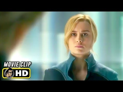 CAPTAIN MARVEL (2019) Clip - Supreme Intelligence [HD]