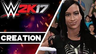WWE 2K17 Creations: AJ Lee (Xbox One)