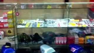 preview picture of video 'معرض سرعة الدراجة لبيع و صيانة الدراجات النارية - سكاكا Shop and maintenance of motorcycles'