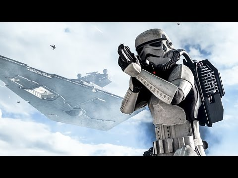 Star Wars: Battlefront - Большой обзор