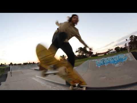 Ben Zubkevych Skating Cliff Ave
