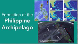 Formation of the Philippine archipelago