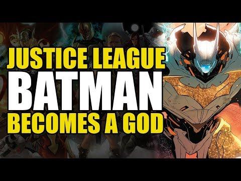Justice League: Batman Becomes A God   Comics Explained