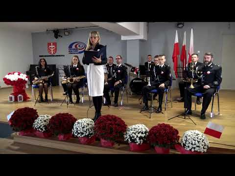 Koncert Patriotyczny Orkiestry  Dętej Skrzeszowianka – listopad 2020