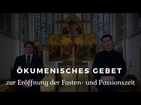 Ökumenisches Gebet zur Fasten- und Passionszeit 2021 aus Bonn