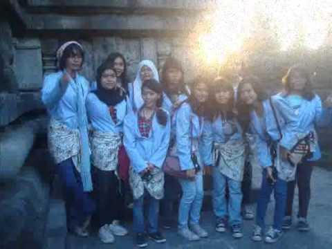 memories of Jawa-bali Overland Tour ucb