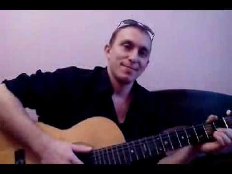 я тебя нарисовал. гитара. авторская песня  №8 от ПСП