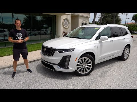 External Review Video gpXYPEWFca0 for Cadillac XT6 Crossover