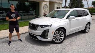 Cadillac XT6 2019 - dabar