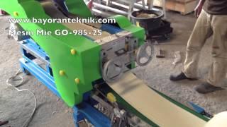 Mesin Pembuatan Mie GO-985-2S