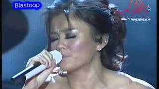 Agnes Tampil Memukau di Konser Mahakarya Ahmad Dhani..!!