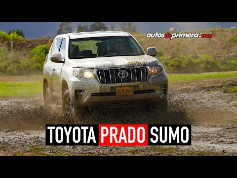 Toyota Prado SUMO 🔥 Un verdadero todoterreno 🔥 Prueba - Reseña 23,006 vistas•15 sep. 2020  463