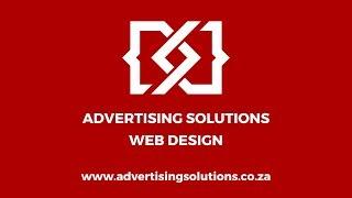 Advertising Solutions Web Design - Video - 3