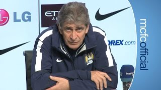 ¨WE MUST CHANGE THE WAY WE PLAY¨ I City v Palace Presser Part 1
