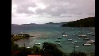 preview picture of video 'VI Tour Guide Grande Bay Resort St John Cruz Bay USVI'