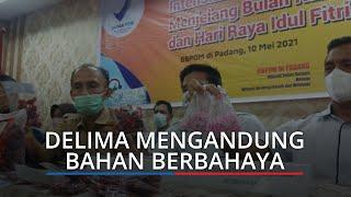 Uji 86 Sampel Takjil, BPOM Padang Temukan Cendol Delima Mengandung Pewarna Berbahaya