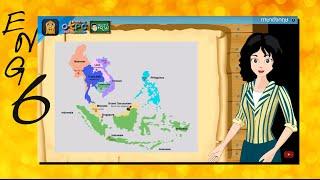สื่อการเรียนการสอน ASEAN ป.6 ภาษาอังกฤษ