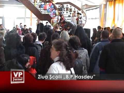 """Ziua Şcolii """"B.P.Hasdeu"""""""