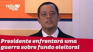 Jorge Serrão: Bolsonaro está aproveitando para fazer política do hospital