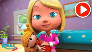 Маша и доктор -  Песенка про куклу | Masha Doctor - LooLoo Kids Rhymes на русском
