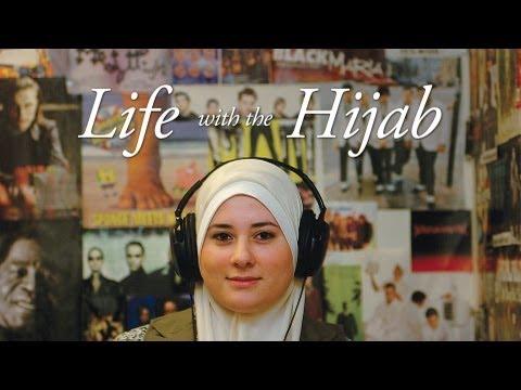 Video cara memakai jilbab modern untuk wajah bulat dan lebar