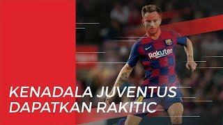 Kendala Juventus saat Berniat Datangkan Minati Rakitic dari Barcelona