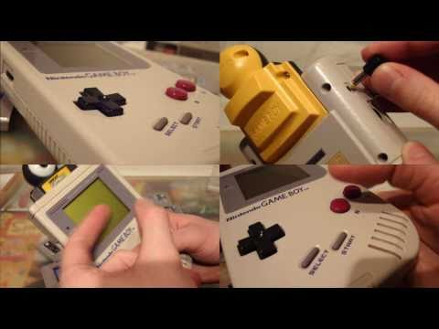 Techno Track Celebrates the Sounds of the Gameboy