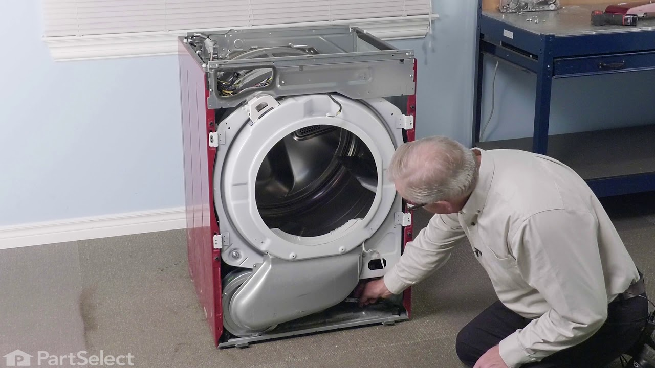 Replacing your LG Dryer Dryer Thermistor NTC