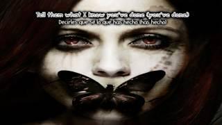 Evanescence - Bleed (Subtitulado Español-Inglés)