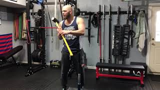 Best Hitting Drills To Do at Home: Ep1 | Slow Motion Sledgehammer Swings