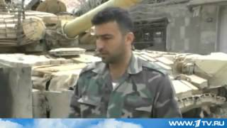 Однако Михаил Леонтьев) Сирия
