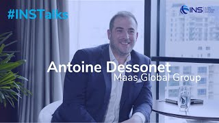 MAAS GLOBAL GROUP – Antoine Dessonet