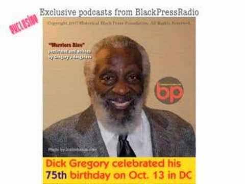 Dick Gregory's 75th Birthday