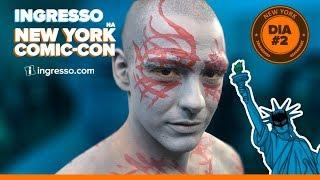 New York Comic Con 2018 | Dia #2