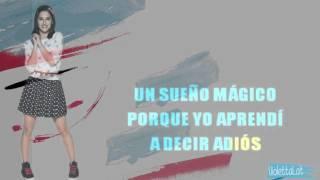 Violetta 3 - Aprendí a Decir Adiós (Lodovica Comello) (Karaoke Instrumental)