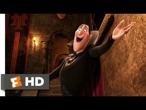 Hotel Transylvania (2/10) Movie CLIP - Welcome to Hotel Transylvania! (2012) HD