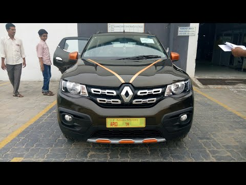 Renault kwid AMT | RXT (O)Review|