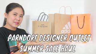 Parndorf Designer Outlet Summer Sale 2019 | McArthurGlen Designer Outlet Austria