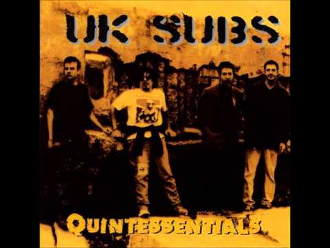 U.K. Subs - My Little Red Book