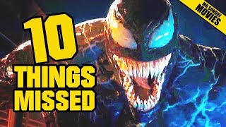 VENOM Trailer Breakdown - Easter Eggs & Ten Things Missed