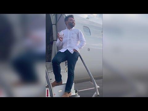 Pria ini jadi penumpang satu-satunya di pesawat Delta, ibu China biarkan anaknya pipis di bus - Tomo