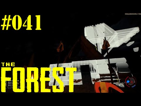 THE FOREST [HD|60FPS] #041 - LPT - Eine kleine Außenbasis ★ Let's Play Together The Forest
