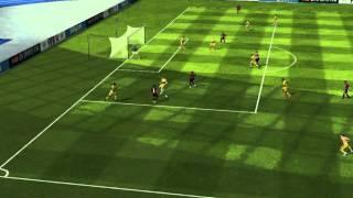 FIFA 14 Android - briceedo VS A. Makhatchkala