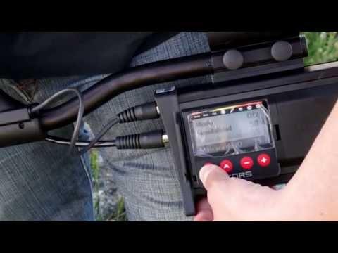 Detector de metales Nokta Fors Core en español