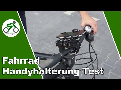 Fahrrad Handyhalterung Test - 7 Halter im Fokus