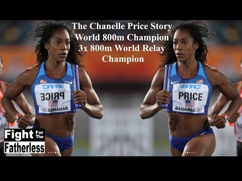 The Chanelle Price Story & Message for the Fatherless - Chase after your Dreams