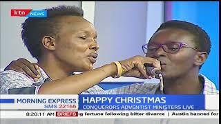 Christmas Carols: Conqueror Adventist Ministers choir perform